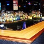Our Bowling Lane Bar